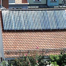 Strass Referenz Solar